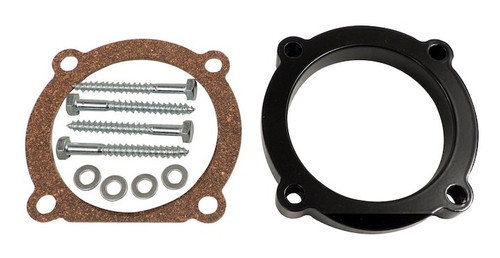 High Performance Throttle Body Spacer Kit For Jeep Wrangler JK 07-11 RT35006 New