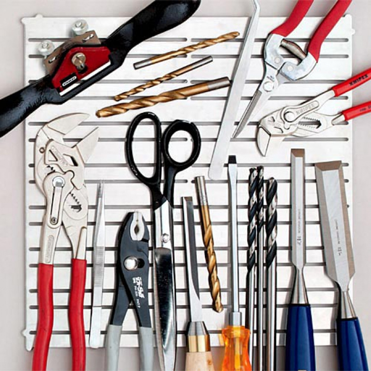 High-Strength Magnetic Tool Storage