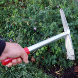 Heavy Duty Professional Double-Ended Digging Pick by Garrett Wade