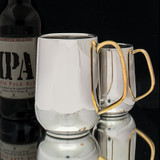 Small & Large Stainless-Steel Mug Set