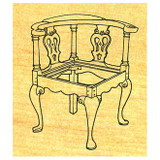 Corner Chair - Stock #M14