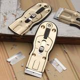 Canadian-Made Razor Blade Scraper