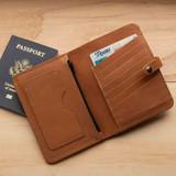 Indespensible Leather Traveler's Wallet