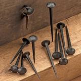 """3-1/2"""" HandCut Hanger Nails (6 nails)"""
