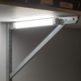 "Magnetized 12"" Rechargeable LED Utility Light"