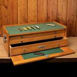 Gerstner Collector's Oak Storage Chest