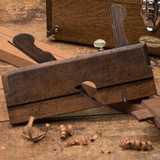 Antique Inlay Grooving Plane