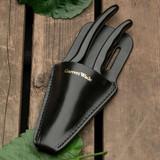 Black Optional Leather Sheath for Pruner