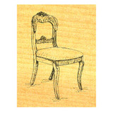American Side Chair - Stock #21