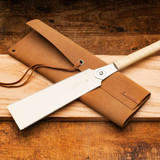 Leather Saw Case with Ryoba
