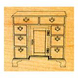 Kneehole Desk - Stock #M15