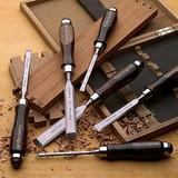 Cabinetmaker's Wood Chisel Set