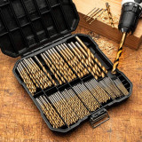 Compact Set of 160 Multiple-Copy Drill Bits