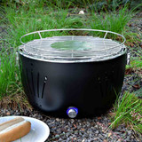 Smokeless Charcoal BBQ Grill