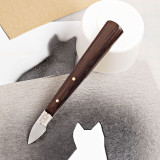 Rosewood Stencil Knife