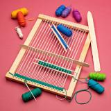 Original Lap Weaving Loom