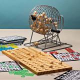 Wooden Bingo Set