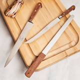 Exceptional Vintage Kitchen Knife Set