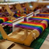 Hardwood Table Loom