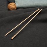 Size 6 Birchwood Knitting Needles