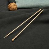 Size 4 Birchwood Knitting Needles
