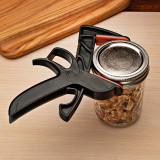 Ratcheting Jar Opener Opens Anything