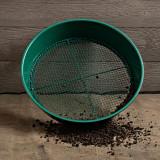 Quarter-inch Round Garden Sieve