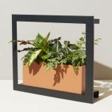 Black Standard Grow Frame