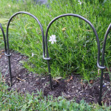 Garden Fence Set of 5 w/o Rod