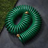 Green Indoor Recoil Hose