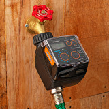 Advanced Push-Button Digital Water Timer