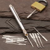 Pen Lockpicking Set
