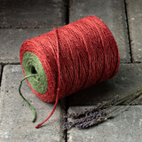 Dual Color Twine Red/Green
