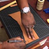 Making a Leather Sheath
