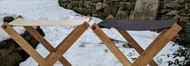 How to Build A Folding Camp Stool