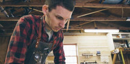 Talking Woodworking with Jake Hogue
