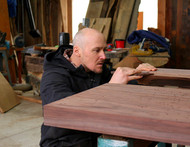 Mike Bruno on How to Make Live Edge Wood