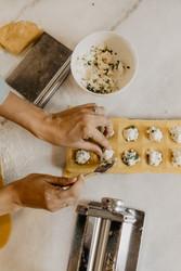 Bailey Van Tassel - How To Make Homemade Ravioli