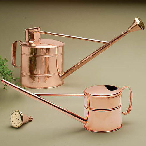 Deluxe Copper Watering Cans