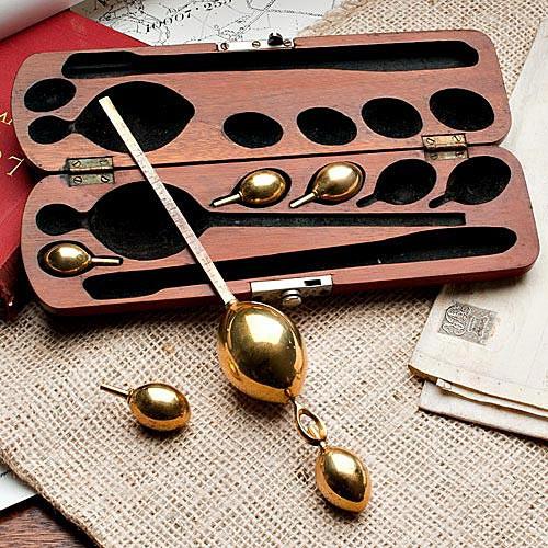 Antique Customs & Excise Saccharometer