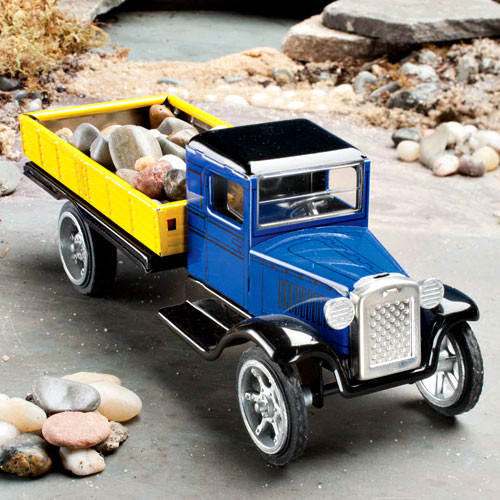 30's Flatbed Truck