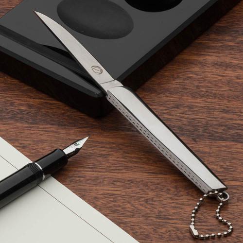 Elegant Steel Pen Knife (2 knives)
