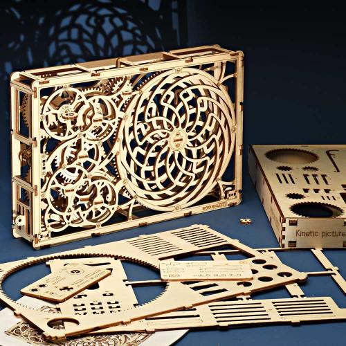 Wooden Kinetic Art