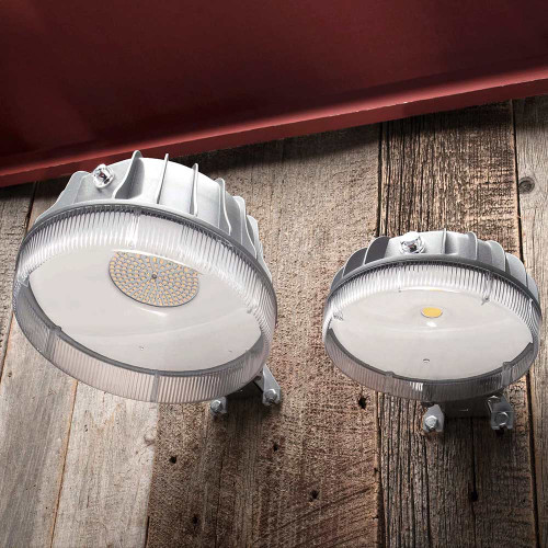 Outdoor LED Wide-Area Automatic On/Off Security Lights