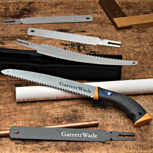Set of Interchangeable Saws