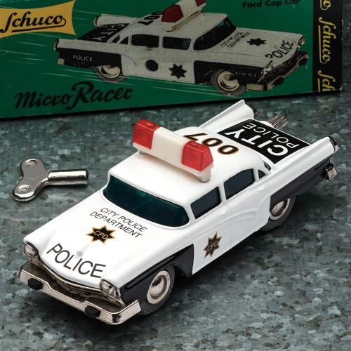 Schuco Vintage Ford Police Car