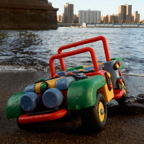 Army Jeep Toy