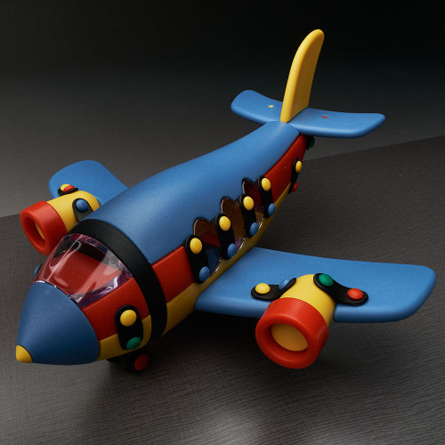 Passenger Jet Plane