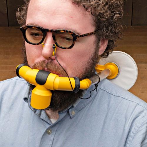 Workshop Respirator with Unusual Features