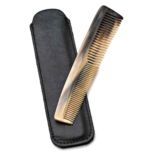 6-1/2 in Purse Horn Comb